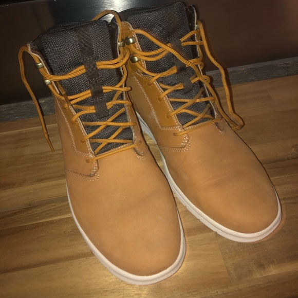 detailed look release date many styles Timberland Hoverlite boots men's SZ 8